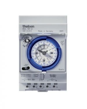 Time Switch SUL 181 d - habetec.com